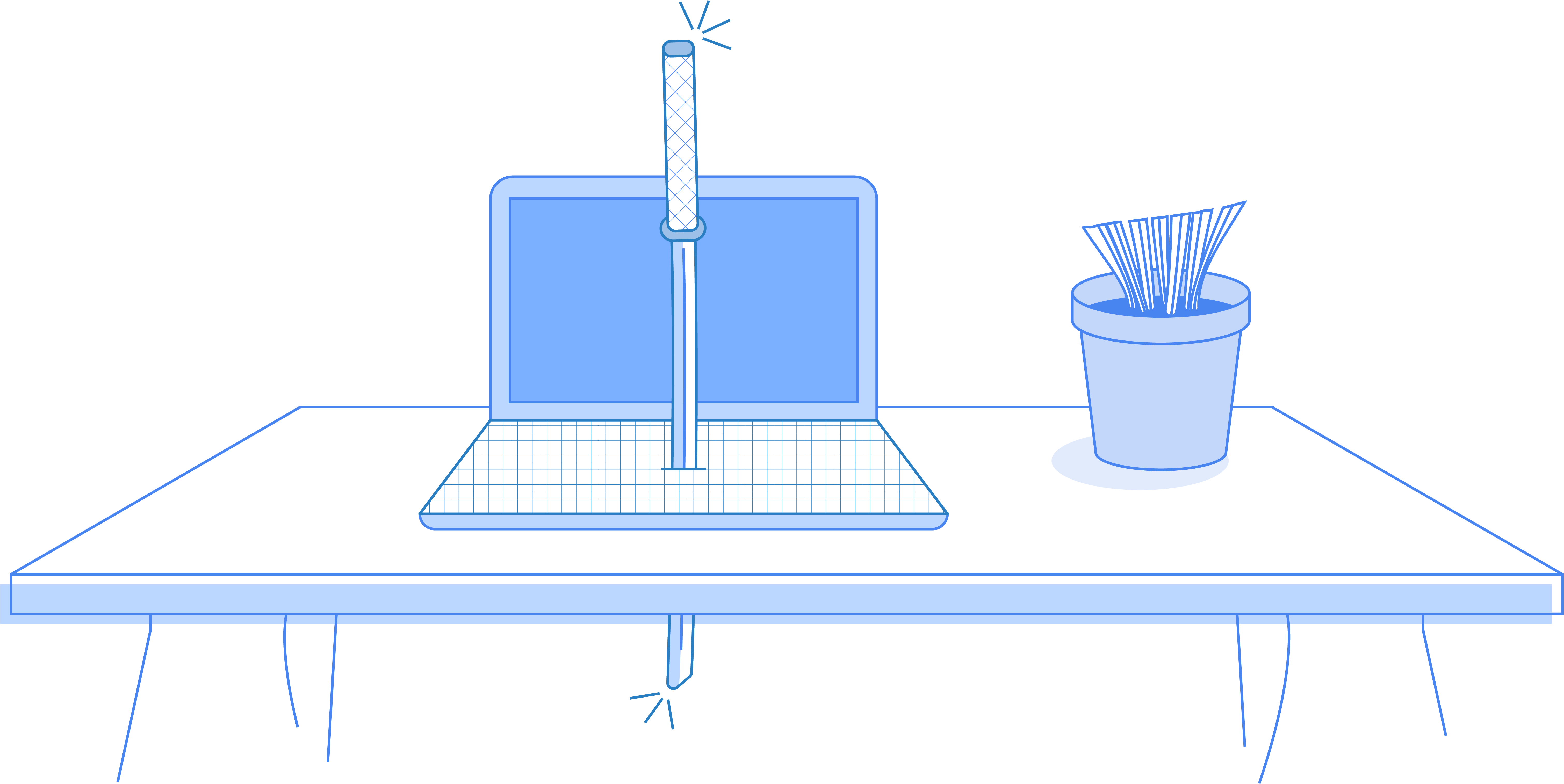 illustration excalibur